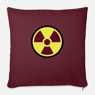 Radioactive Radioactive - Pillowcase 17,3'' x 17,3'' (45 x 45 cm)