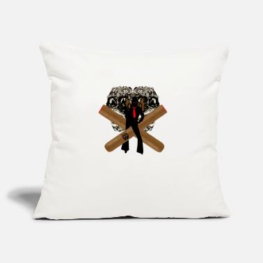 Cigar cigar - Pillowcase 17,3'' x 17,3'' (45 x 45 cm)