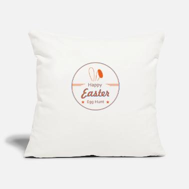 Happy Easter - Pillowcase 17,3'' x 17,3'' (45 x 45 cm)