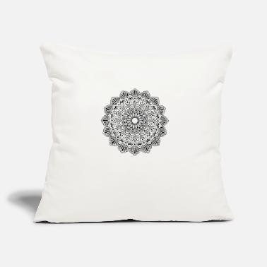 Jpeg Mandala aks artwork 02 jpeg - Pillowcase 17,3'' x 17,3'' (45 x 45 cm)