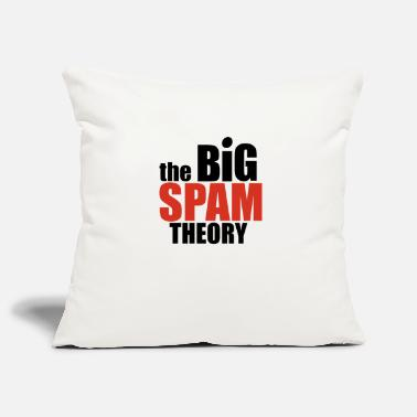 Spam The Big Spam Theory - Pillowcase 17,3'' x 17,3'' (45 x 45 cm)