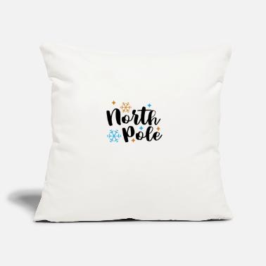 North Yorkshire North Pole PNG - Pillowcase 17,3'' x 17,3'' (45 x 45 cm)