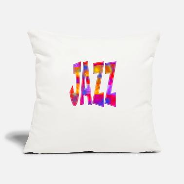Music Genre Jazz - music genre - Pillowcase 17,3'' x 17,3'' (45 x 45 cm)