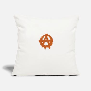 Gangster Anarchy symbol - Pillowcase 17,3'' x 17,3'' (45 x 45 cm)