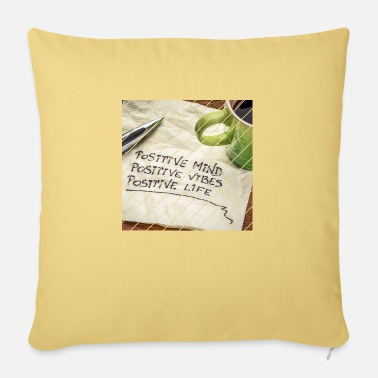 Positive Positive! - Pillowcase 17,3'' x 17,3'' (45 x 45 cm)