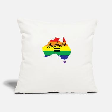 Marriage Equality Vote Yes-Australia Marriage Equality - Pillowcase 17,3'' x 17,3'' (45 x 45 cm)