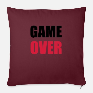 Game Over game over - Copricuscino