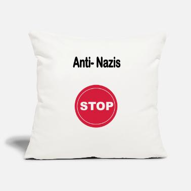Anti Nazis Anti Nazis - Pillowcase 17,3'' x 17,3'' (45 x 45 cm)
