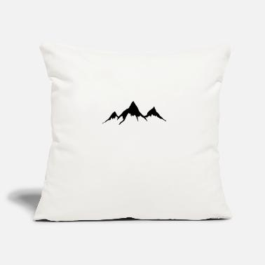 Alps Mountains Mountains, Alps, mountain, hiking - Pillowcase 17,3'' x 17,3'' (45 x 45 cm)