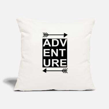 Outdoor Travel Adventure Nature - Pillowcase 17,3'' x 17,3'' (45 x 45 cm)