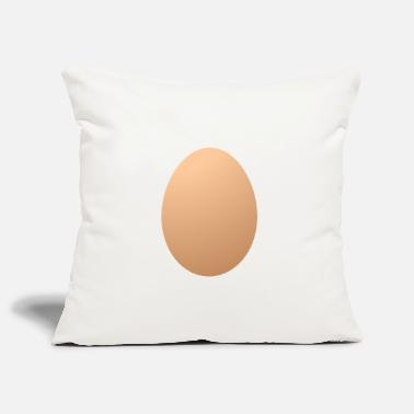 World World Record Egg Instagram Egg Egg Eggs - Pillowcase 17,3'' x 17,3'' (45 x 45 cm)