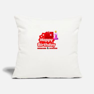 Happy Birthday HAPPY Birthday - Housse de coussin