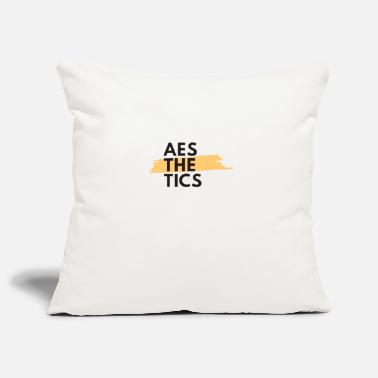 AESTHETICS art - Pillowcase 17,3'' x 17,3'' (45 x 45 cm)