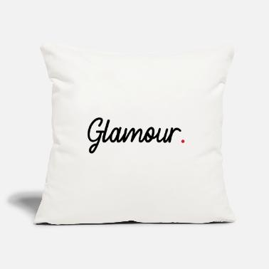 Glamour Glamour. - Housse de coussin