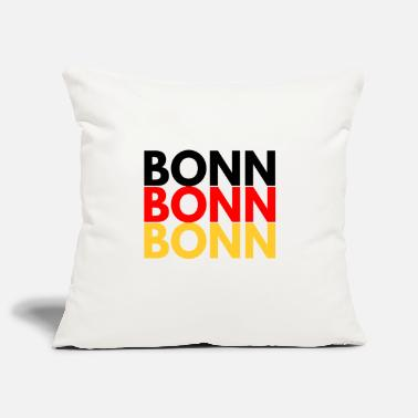 Bonn BONN Bonn Germany - Pillowcase 17,3'' x 17,3'' (45 x 45 cm)