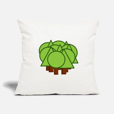 Forêt Forêt mixte - forêt mixte - forêt - Housse de coussin