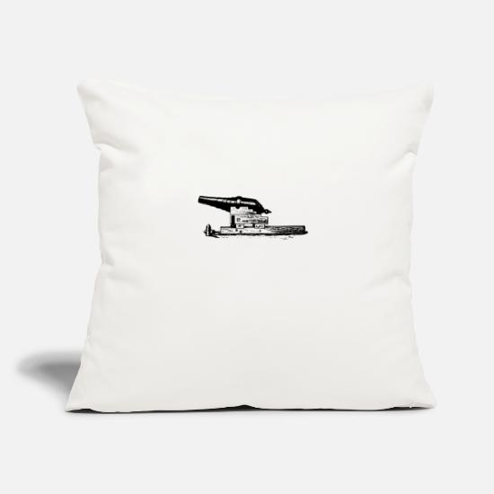 Cannon Pillow Cases - cannon - Pillowcase 17,3'' x 17,3'' (45 x 45 cm) natural white