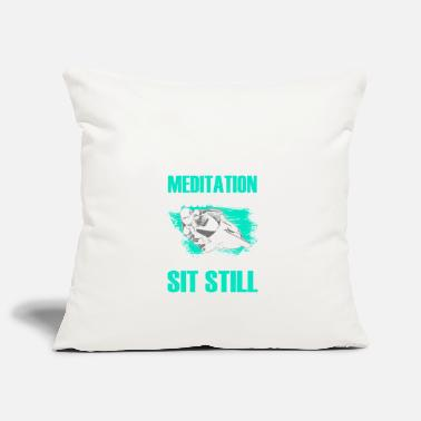 Superbike Superbike meditation Motorcycle Superbike - Pillowcase 17,3'' x 17,3'' (45 x 45 cm)