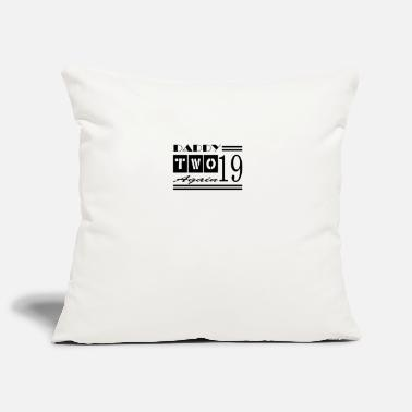 Father Father's Day Quote Father Father Father Father Father Gesch - Pillowcase 17,3'' x 17,3'' (45 x 45 cm)