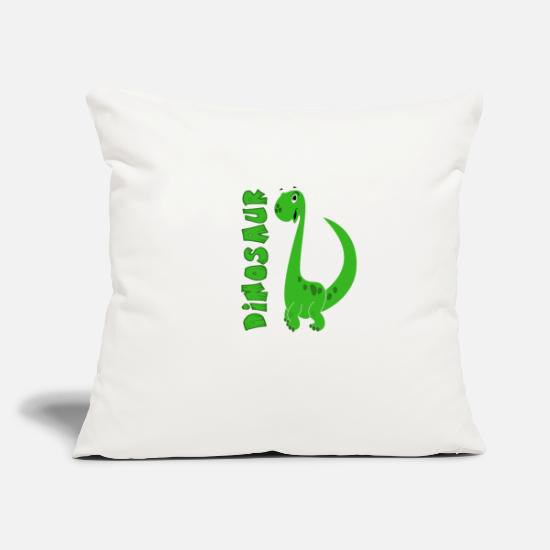 Gift Idea Pillow Cases - Long Neck - Pillowcase 17,3'' x 17,3'' (45 x 45 cm) natural white