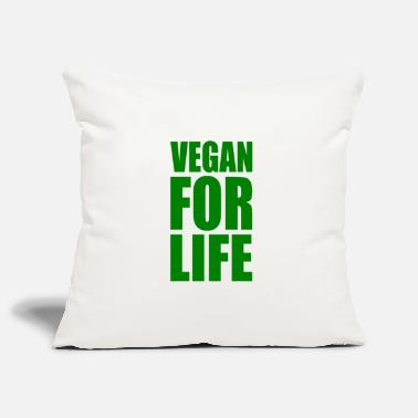 Uk VEGAN FOR LIFE - Kissenhülle