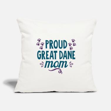 Meme Proud Great Denes Mother Cool Leuke grappige grap - Kussenhoes