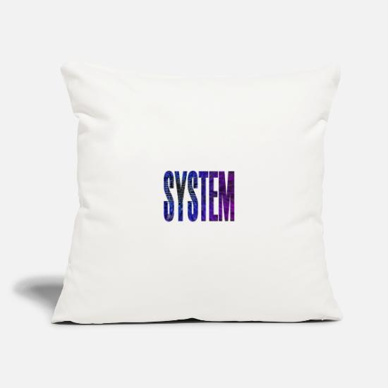 Qr Pillow Cases - system - Pillowcase 17,3'' x 17,3'' (45 x 45 cm) natural white