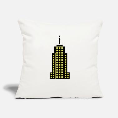 Highrise Building Skyscraper Building - Pillowcase 17,3'' x 17,3'' (45 x 45 cm)