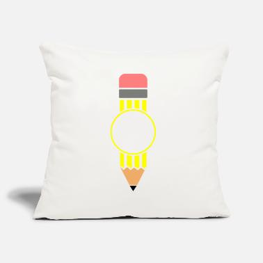 Pen Pencil pen pen fountain pen - Pillowcase 17,3'' x 17,3'' (45 x 45 cm)