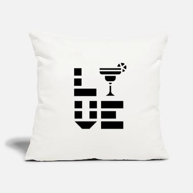 Coctail Drinking Coctails - Pillowcase 17,3'' x 17,3'' (45 x 45 cm)