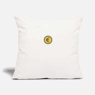 Currency currency - Pillowcase 17,3'' x 17,3'' (45 x 45 cm)