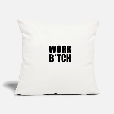 Workhorse Work Bitch - workhorse - Pillowcase 17,3'' x 17,3'' (45 x 45 cm)