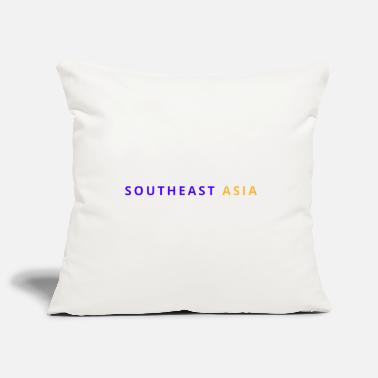 South East Asia South East Asia - Pillowcase 17,3'' x 17,3'' (45 x 45 cm)