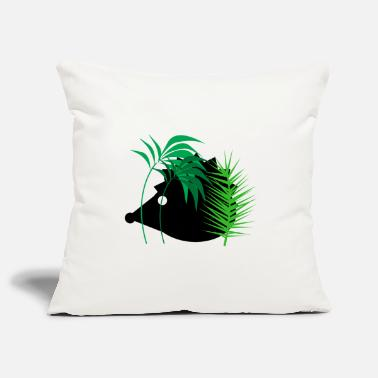 Forest Animal Hedgehog in the forest - animals - forest animals - Pillowcase 17,3'' x 17,3'' (45 x 45 cm)