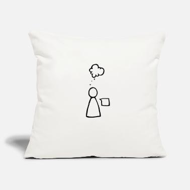 Community communicator - Pillowcase 17,3'' x 17,3'' (45 x 45 cm)