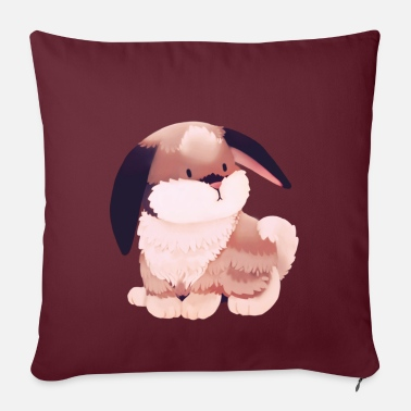 Illustration Illustration - bunny - Pillowcase 17,3'' x 17,3'' (45 x 45 cm)