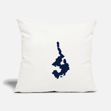Island - Pillowcase 17,3'' x 17,3'' (45 x 45 cm)