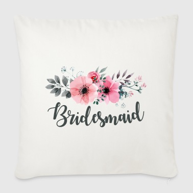 Brudepige. Maid of Honour.Hen Night Gifts.Favours - Pudebetræk 44 x 44 cm