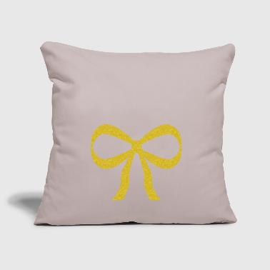 Schleife - Sofa pillow cover 44 x 44 cm