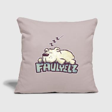 sleeping bear - Sofa pillow cover 44 x 44 cm