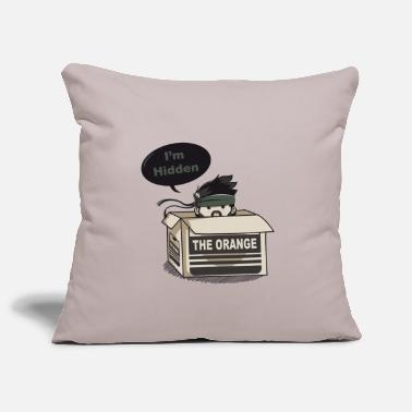 I'm Hidden - Sofa pillow cover 44 x 44 cm
