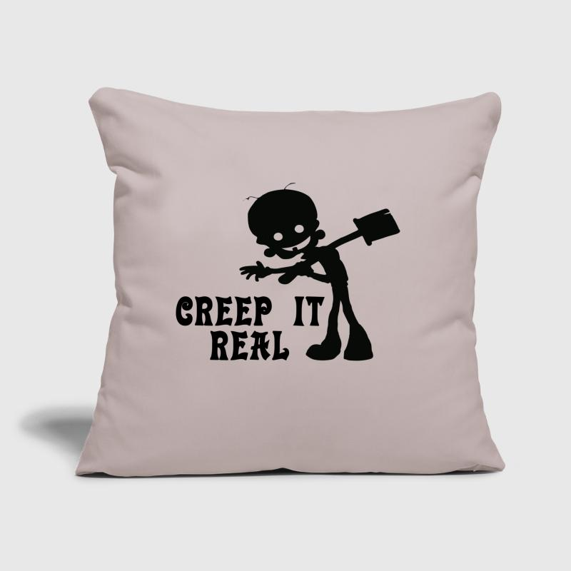 Creep it Real - Sofa pillow cover 44 x 44 cm