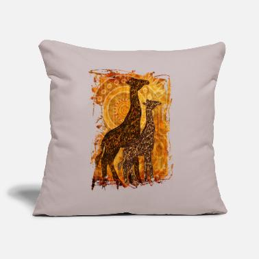 Homedecor AFRICAN SUMMER - Sofa pillow cover 44 x 44 cm