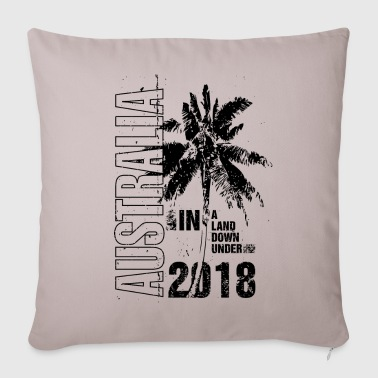 Australia 2018 - Sofa pillow cover 44 x 44 cm