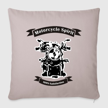 Motorcycle spirit - Sofa pillow cover 44 x 44 cm