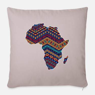 Safari Africa Safari Rasta Africa fan Africa lover - Pillowcase 17,3'' x 17,3'' (45 x 45 cm)
