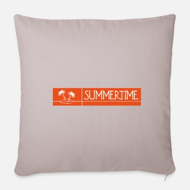Summertime Summertime - Pillowcase 17,3'' x 17,3'' (45 x 45 cm)