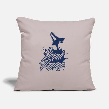 Breakdance Breakdance breakdance breakdance breakdance danse - Housse de coussin