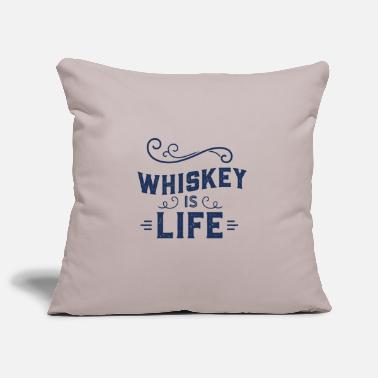 Whisky whisky - Housse de coussin