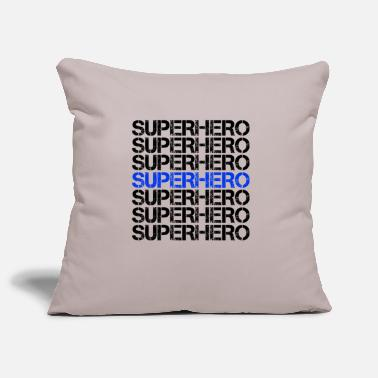 Superhero Superhero superhero - Pillowcase 17,3'' x 17,3'' (45 x 45 cm)